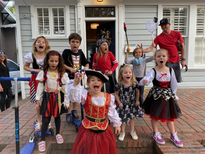 Gasparilla Children's Parade