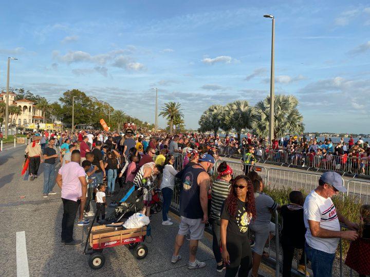 Gasparilla Children's Parades