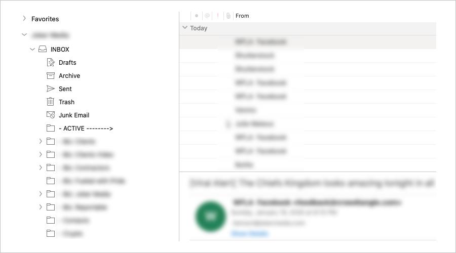 How to achieve inbox zero