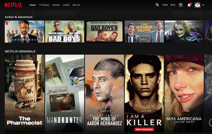 How to shut off autoplay on Netflix