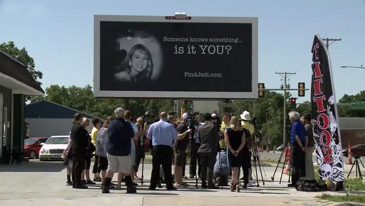 Jodi Huisentruit Billboard