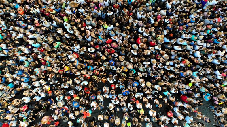 Coronavirus Crowds